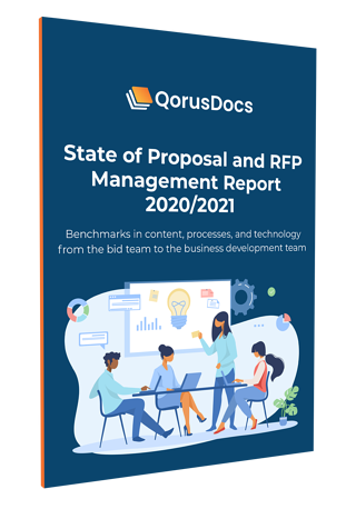 State of Proposal and RFP Management Report