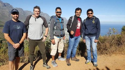 Team Hikes