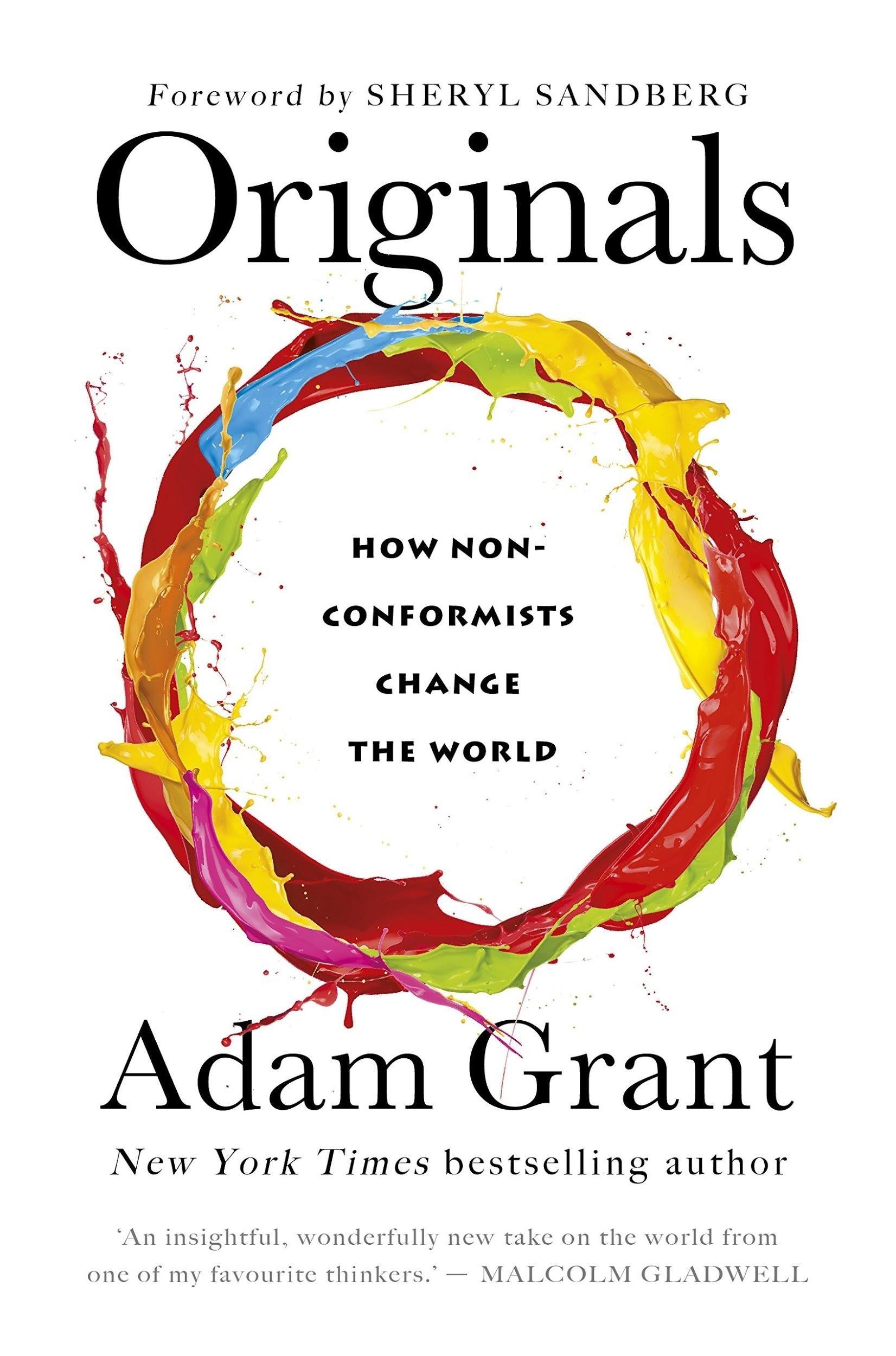 Adam Grant, Non Conformists.jpg
