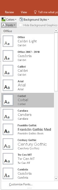 Choose font in PowerPoint 2016.jpg
