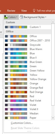 Customize colors in PowerPoint 2016.jpg