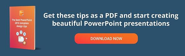 the best powerpoint 2016 template design tips