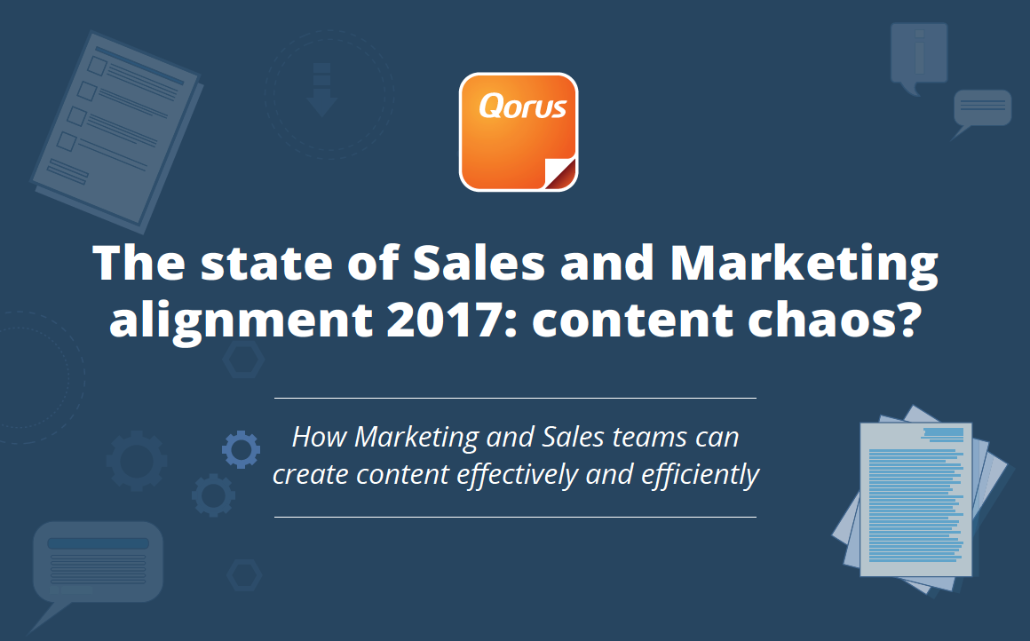 State of Sales & Marketing - content chaos?