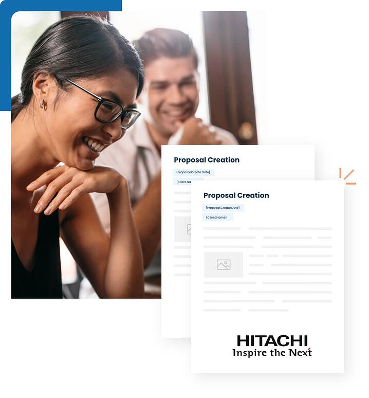 Hitachi Vantara saves with QorusDocs