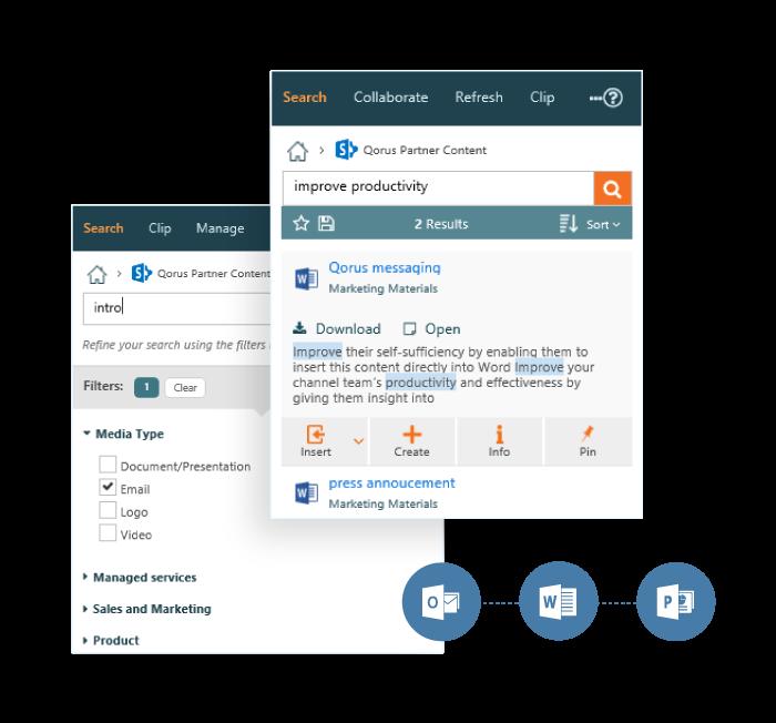 Qorus for Office 365