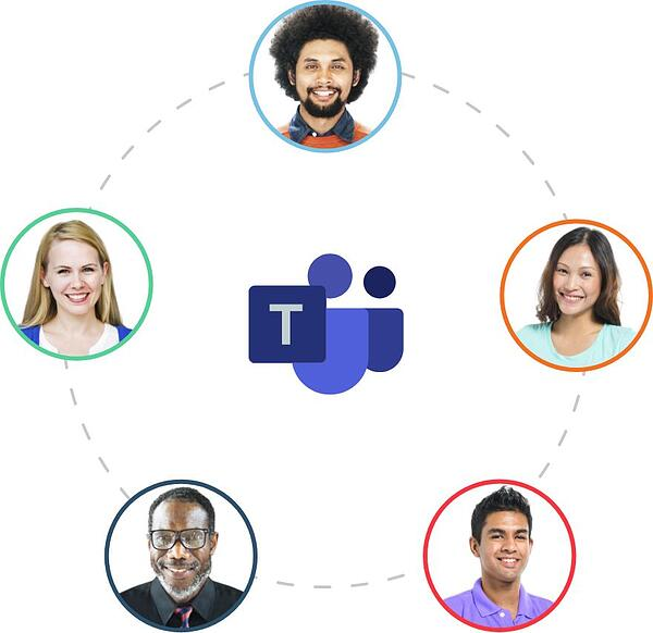 Your collaboration platform: Microsoft Teams