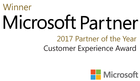 Qorus wins 2017 Partner of the year Microsoft