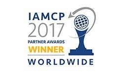 Qorus IAMCP Partner Awards Winner