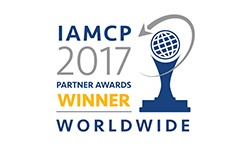 Qorus IAMCP Partner Awards Winner