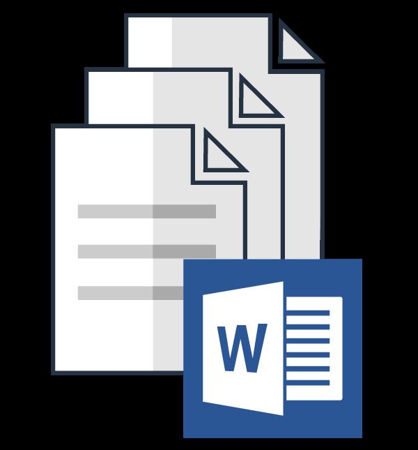 Qorus Document Builder for Word Icon
