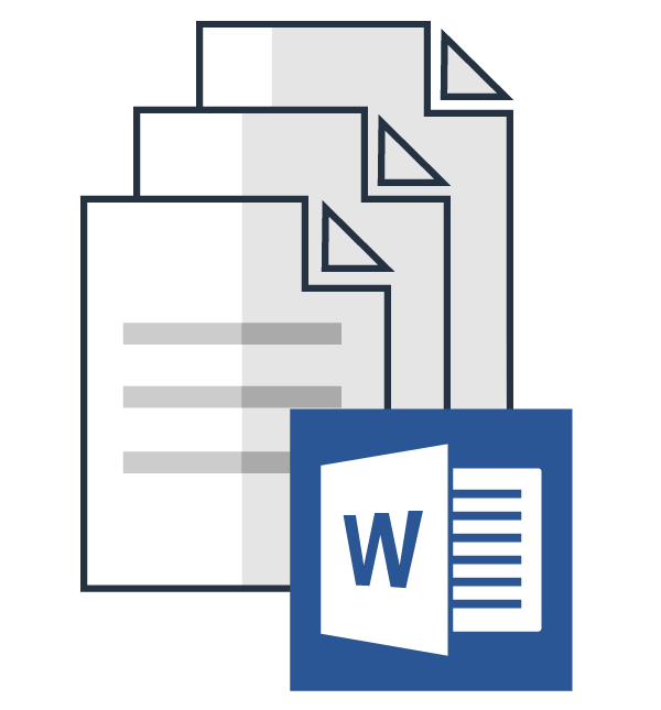 Qorus Document Builder for Word Icon