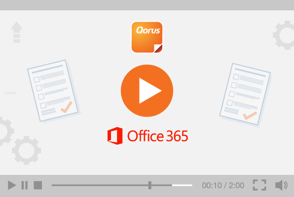 Qorus and Office 365 video