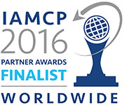 IAMCP 2016 Partner Awards finalist