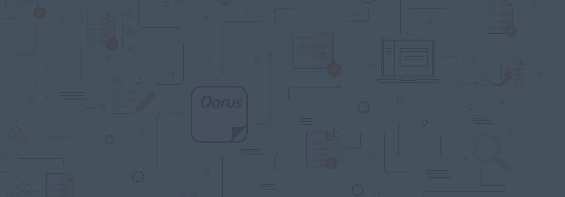 Qorus Software Icons