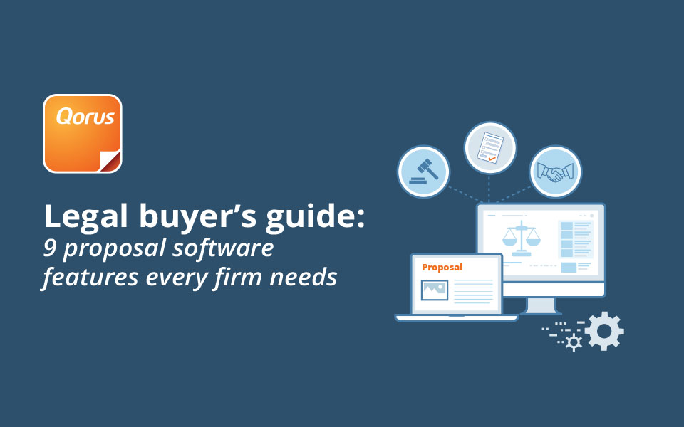 Legal buyer's guide cover