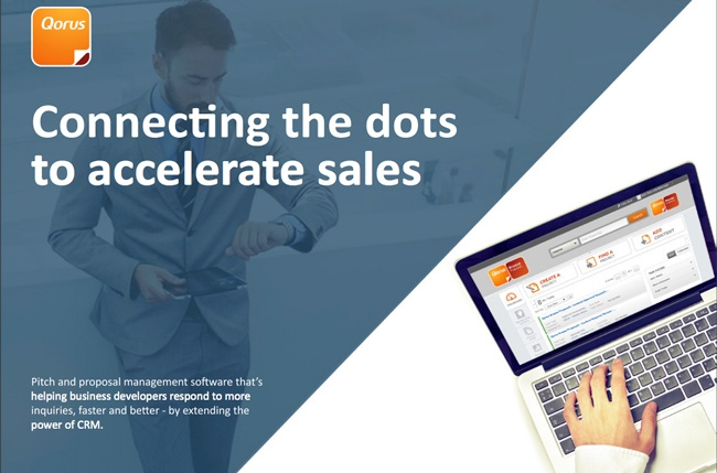Connect the dots to accelerate sales eBook