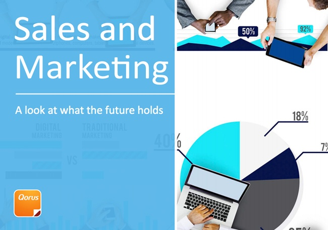 Sales & Marketing eBook Cover