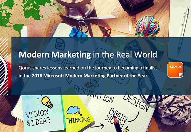 Modern Marketing eBook
