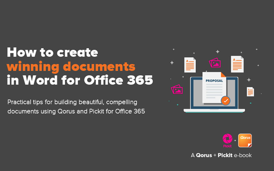 Create winning documents in Word for Office 365