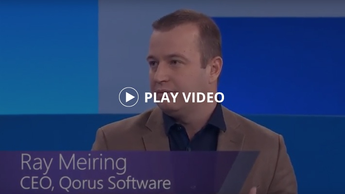 Microsoft's interview with Qorus Software CEO