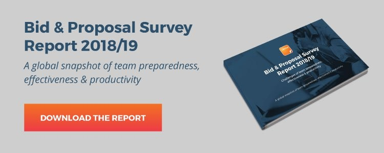 Bid & Proposal Survey 2018/19